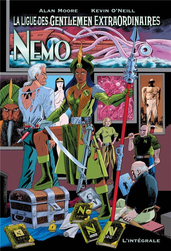 La ligue des gentlemen extraordinaires ; Nemo
