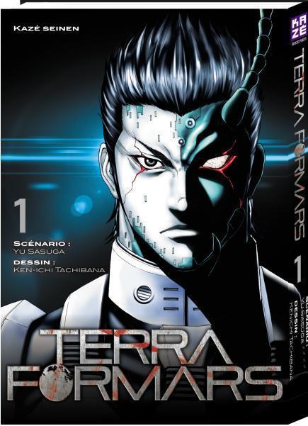 Terra Formars T.1