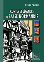 Vente Livre Numérique : Contes et Légendes de Basse-Normandie  - Henry Panneel