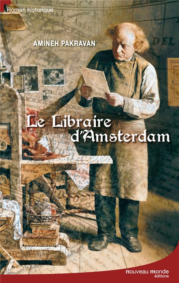 Le libraire d'Amsterdam