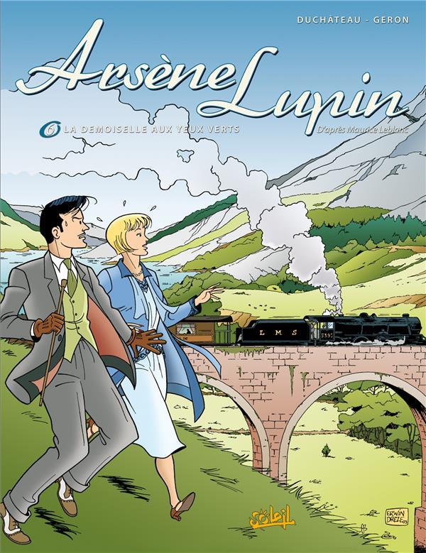 Arsene Lupin T06
