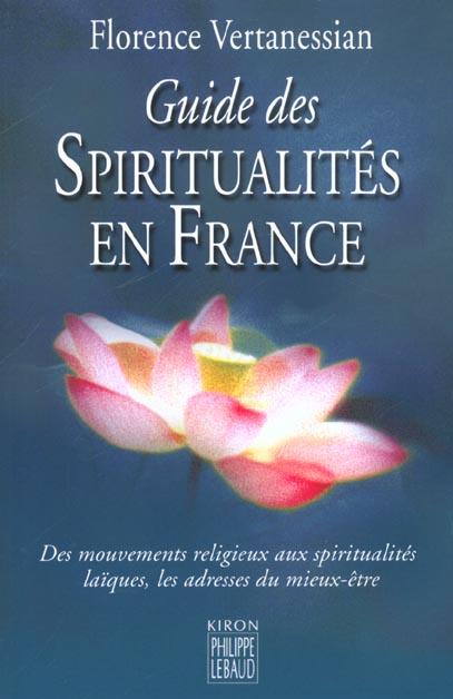 Le guide des spiritualites en france