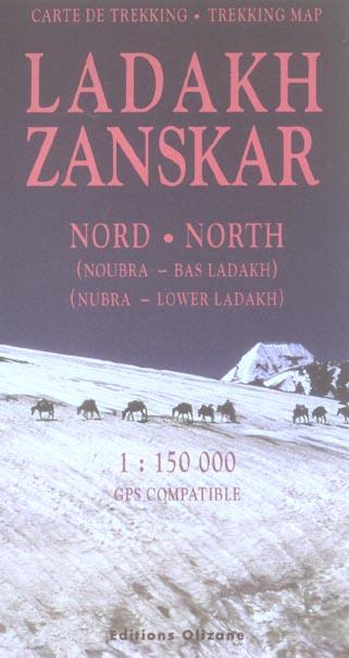 Ladakh Zanskar ; nord, north