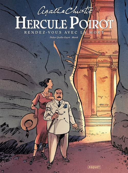 Hercule Poirot ; rendez-vous avec la mort