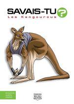 Vente Livre Numérique : SAVAIS-TU ? T.61 ; les kangourous  - Alain M. Bergeron - Sampar - Michel Quintin