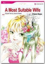 Vente EBooks : Harlequin Comics: A Most Suitable Wife  - Jessica Steele