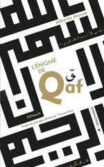 Vente Livre Numérique : L'énigme de Qaf  - Alberto Mussa