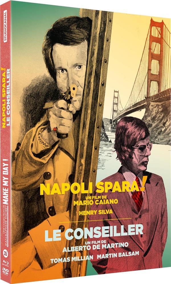 Le Conseiller + Napoli spara!