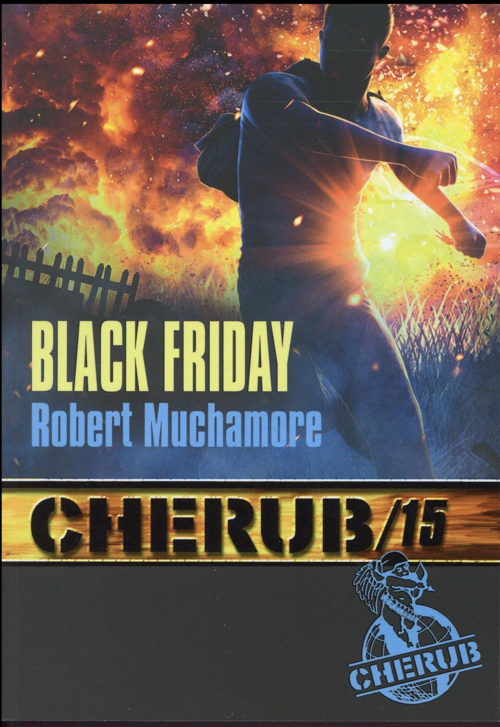 Cherub mission T.15 ; black friday