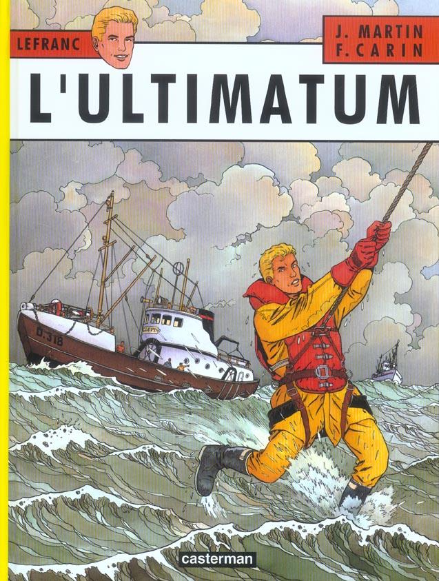 Lefranc T.16 ; l'ultimatum