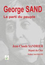 Vente Livre Numérique : Georges Sand ; le parti du peuple  - Jean-Claude, Sandrier,