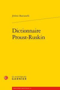 Dictionnaire Proust-Ruskin