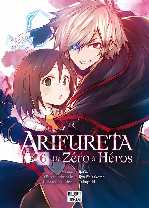 Arifureta ; de zéro à héros t.6