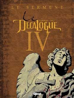 Le Decalogue T.4 ; Le Serment