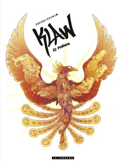 Klaw T.12 ; phénix