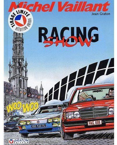 Michel Vaillant T.46 ; racing show