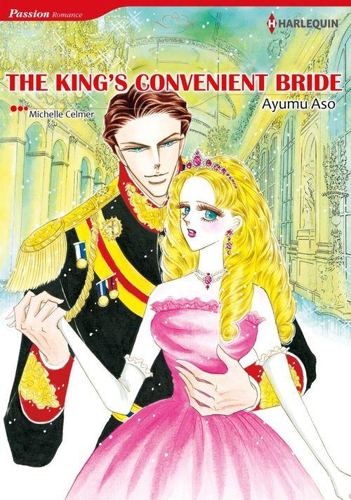 Harlequin Comics: The King's Convenient Bride