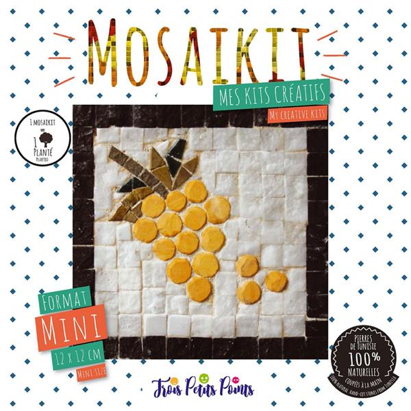 Mosaikit ; raisin