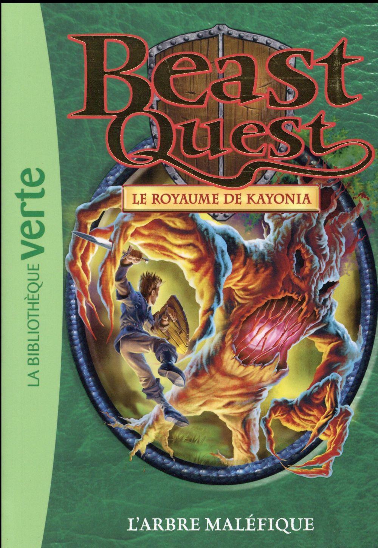 Beast Quest T.39 ; l'arbre maléfique