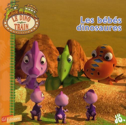 Les bébés dinosaures