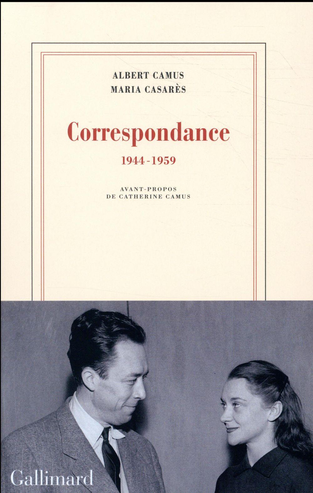 Correspondance ; 1944-1959