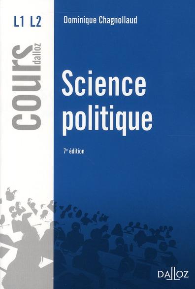 Science Politique (7e Edition)