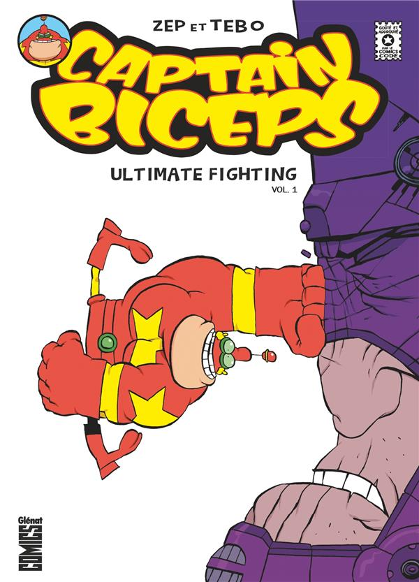 Captain biceps - ultimate fighting vol.1