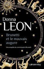 Vente Livre Numérique : Brunetti et le mauvais augure  - Donna Leon