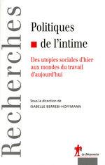 Vente Livre Numérique : Politiques de l'intime  - Isabelle Berrebi-hoffmann