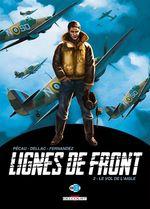 Vente Livre Numérique : Lignes de Front T02  - Benoit Dellac