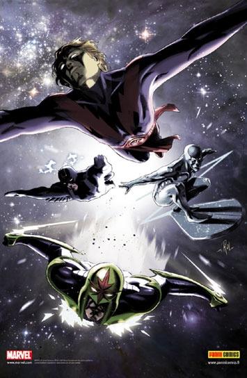 Marvel Universe T.19