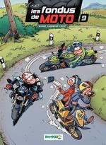 Vente Livre Numérique : Les Fondus de moto  - Hervé Richez - Cazenove