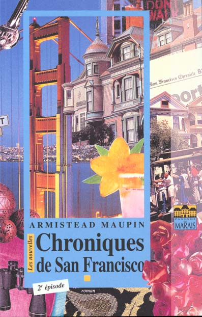 chroniques de San Francisco t.2 ; nouvelles chroniques de San Francisco