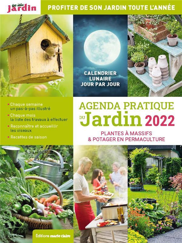 agenda pratique du jardin (édition 2022)