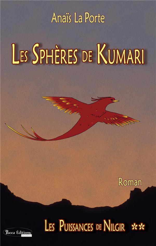 Les puissances de Nilgir T.2 ; les sphères de Kumari