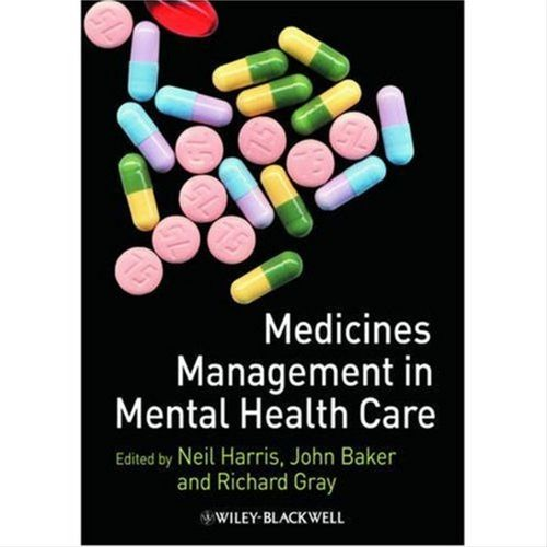 Medicines Management in Mental Health Care