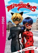 Vente EBooks : Miraculous T.2 ; un chat de trop !  - Zagtoon - Method Animation - Collectif