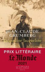 Vente EBooks : Jacqueline jacqueline  - Jean-Claude Grumberg