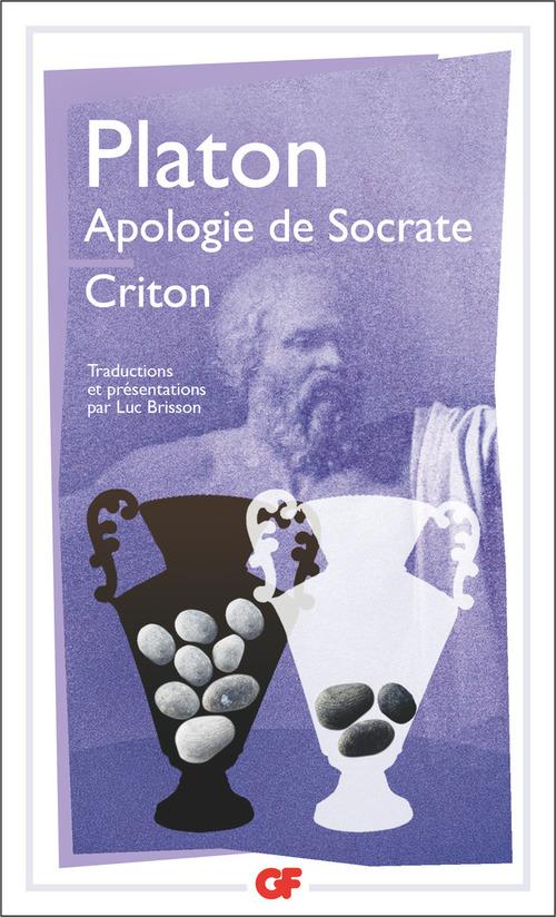 apologie de Socrate ; criton