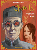 Vente EBooks : China Li (Tome 2) - L´Honorable Monsieur Zhang  - Maryse Charles