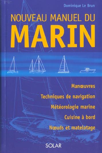 Le nouveau manuel du marin
