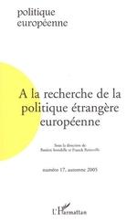 A la recherche de la politique étrangère européenne  - Franck Petiteville