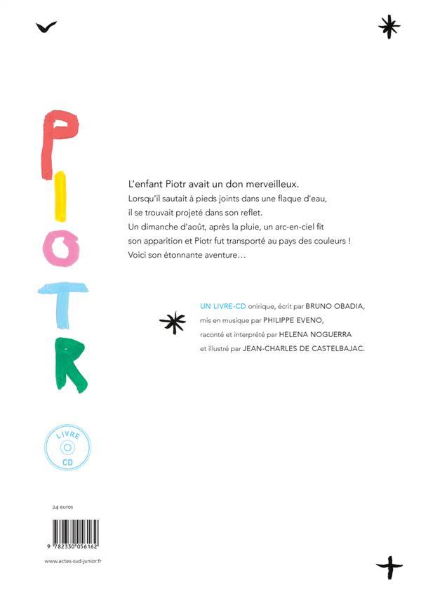 l'incroyable voyage de Piotr au pays des couleurs