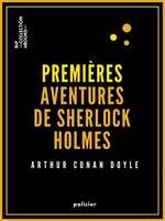 Vente Livre Numérique : Premières aventures de Sherlock Holmes  - Gastão Simões Da Fonseca - Arthur Conan Doyle