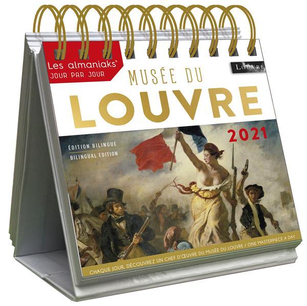 Le grand almaniak musée du Louvre (édition 2021)