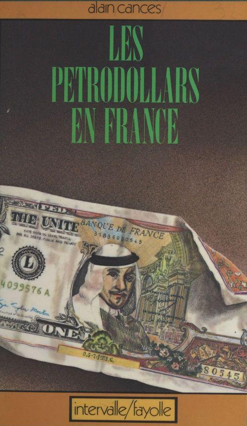 Pétrodollars en France