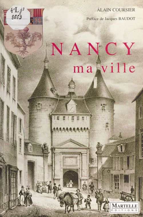 Nancy, ma ville