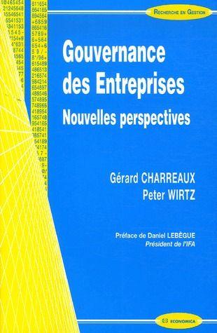 Gouvernance Des Entreprises