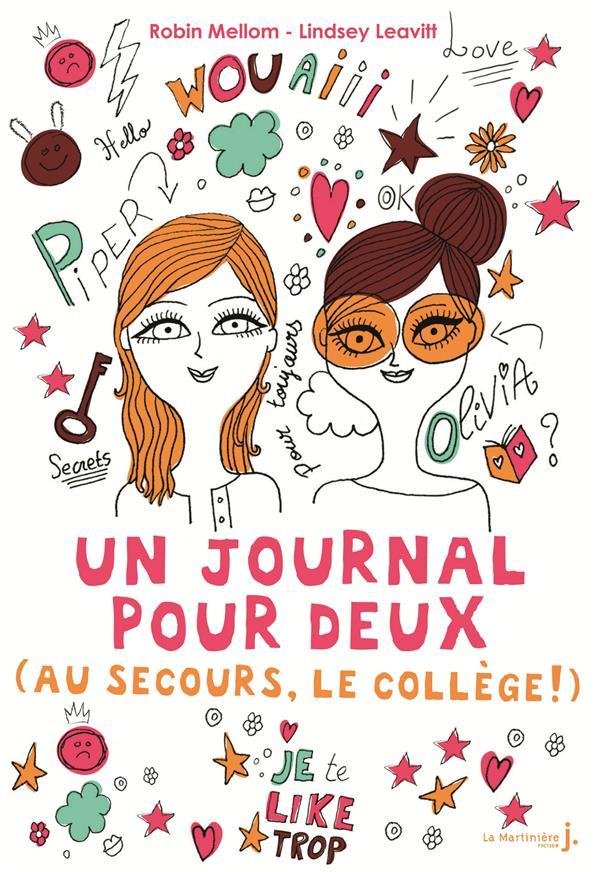 Un journal pour deux ; au secours, le collège !