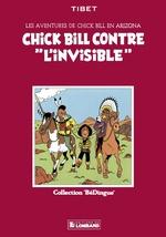 "Vente Livre Numérique : Chick Bill - tome 1 - Chick Bill contre ""L'invisible""  - GREG - Tibet"